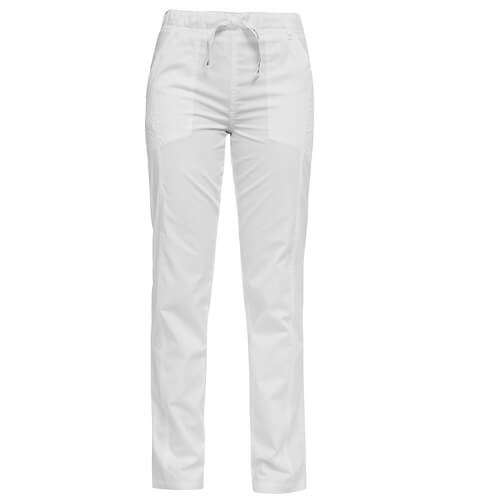 Pantaloni medicali albi Luca