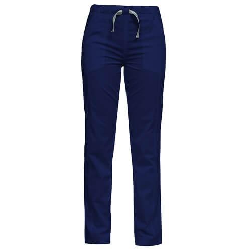 Pantaloni medicali bleumarin Luca