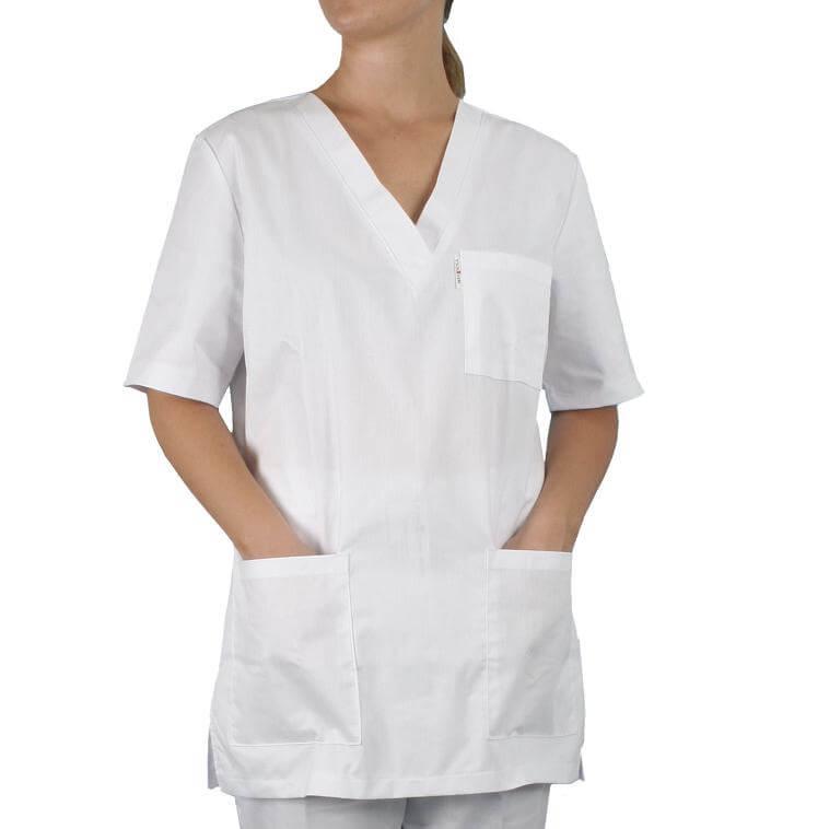 bluza medicala alba 3T00800