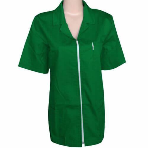 halat de lucru verde