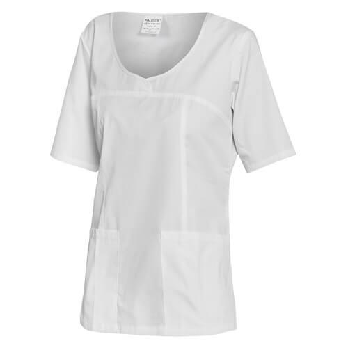 bluza medicala alba dama