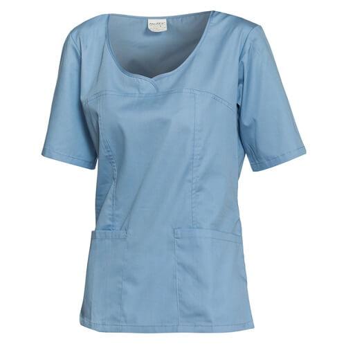bluza medicala bleu