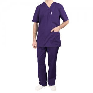uniforma medicala universala mov