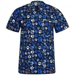 bluza madicala cu imprimeu pentru barbati