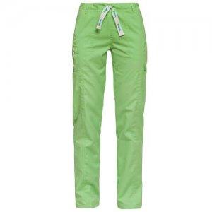 pantaloni medicali verzi