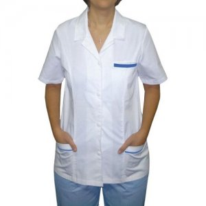 halate medicale de dama cu capse